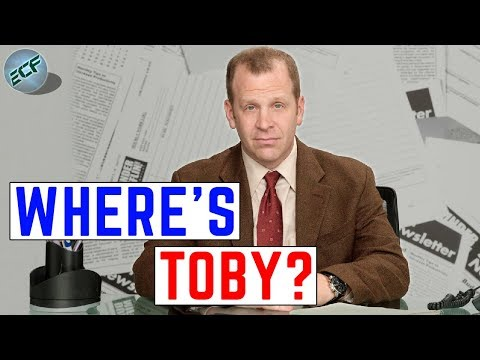 What happened to Toby from The Office? Where is he now?