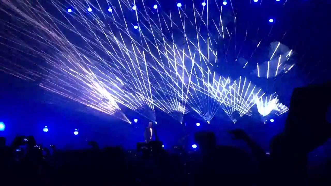 Faithless - Insomnia @ Alexandra Palace Live ( London 2015 )