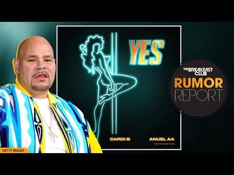 DJ Slab 1 - BC reviewing NEW MUSIC ft Fat Joe