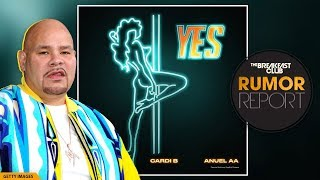 Fat Joe Calls In Ahead Of New Single 'Yes' Release, Compares Himself To A Big Mac