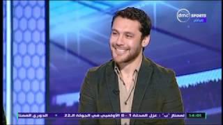 المقصورة - خفة دم ملك الحركات محمد بركات مع العميد أحمد حسن... الدقن عامله شغل