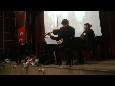 Anadolu Quartet & Mehtap Arslanargun - Çeney(kızım)-     ( Diyarbakır Konseri 2019)