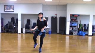 Please Don't Stop the Music -Rihanna ~ Warm-up- Zumba®/Dance Fitness