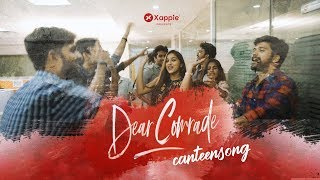 Canteen Song Single Take Challenge - Dear Comrade