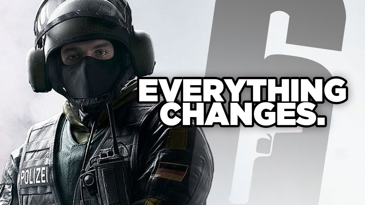 Huge Changes Coming To Rainbow Six: Siege After Starter Edition Controversy