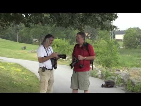 Episode 9  Shooting on Location with Tony Beck using the Nikon D7200