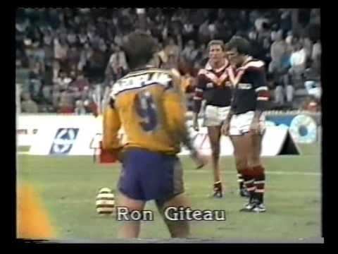Eastern Suburbs/Sydney Roosters vs Parramatta-Craven Mild Cup Final 1981