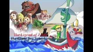 Zelda: The Wind Waker - Gohdan (Reorchestrated) Resimi