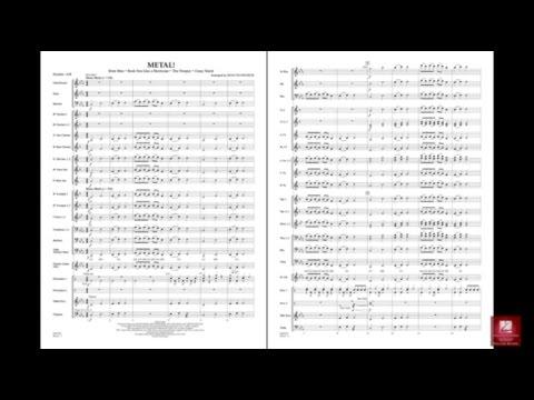 Metal! arranged by Sean O\'Loughlin - YouTube