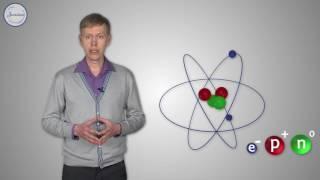 Естествознание 5 кл Строение атома и иона