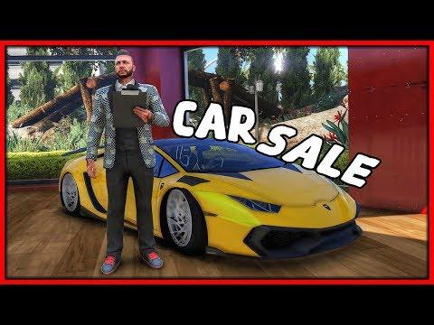 GTA 5 Roleplay - Car Sale At Redline Dealership | RedlineRP #790