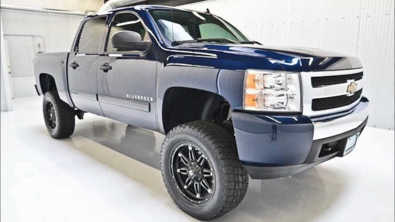 2008 Chevy Silverado Lifted >> 2008 Chevy Silverado 2WD Lifted Truck For Sale - YouTube