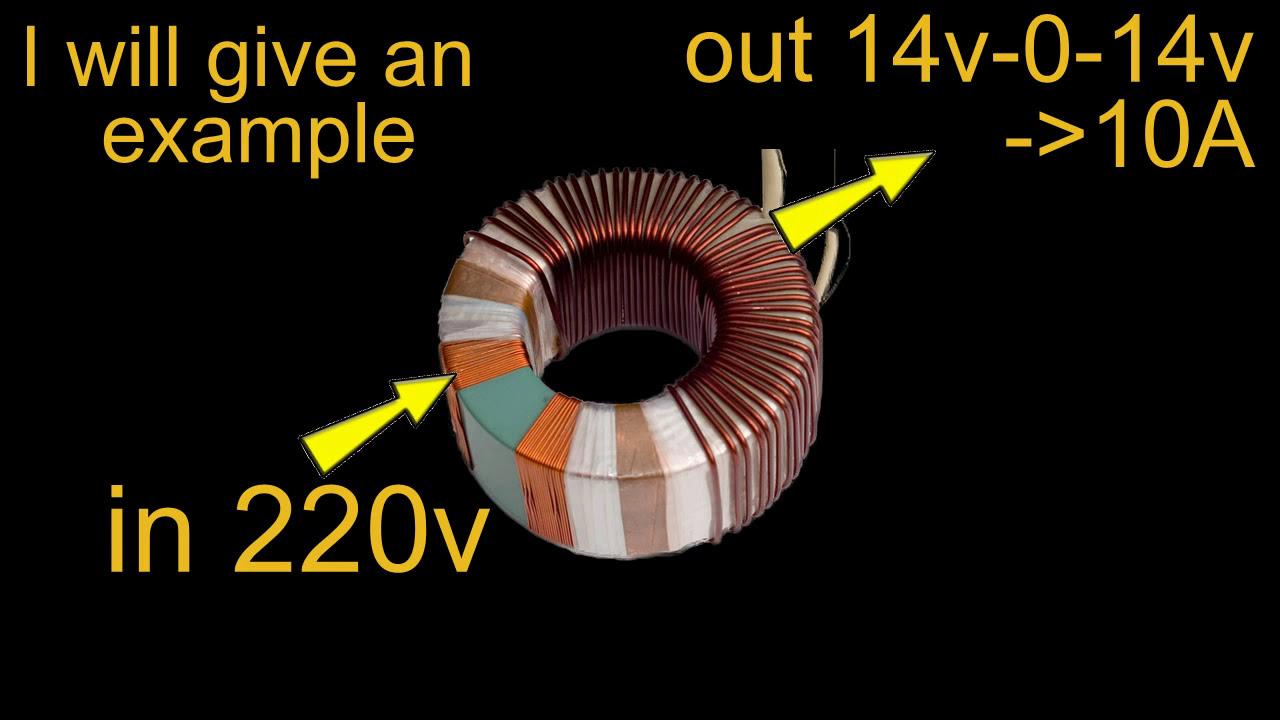 Coil Winding Calculator