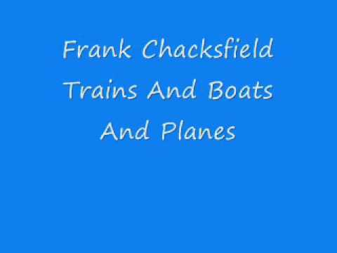 Frank Chacksfield - Trains And Boats And Planes