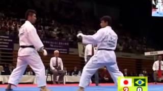 Shinzo Machida vs Ogata - Shimizu - Nemoto.