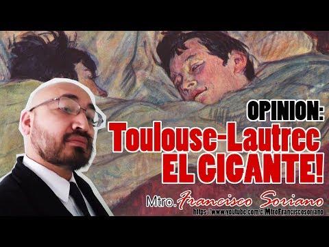 Henri Toulouse-Lautrec - El Gigante!