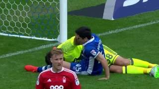 SHORT HIGHLIGHTS: Sheffield Wednesday v Nottingham Forest