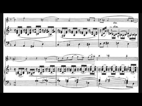 Eugène Ysaÿe - Poème Élégiaque, Op. 12