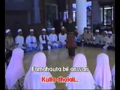 SHOLAWAT  Al  MAHABBATAIN  Ya Badrotim.wmv.mp4