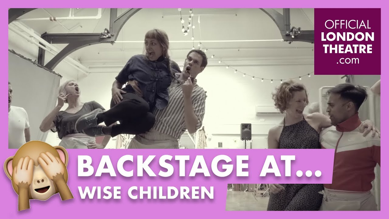 Exclusive first look at Emma Rice's Wise Children rehearsals