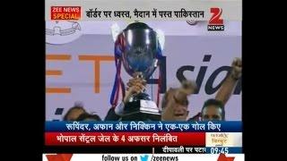 Team India wins Asian Hockey Champion trophy, beats Pakistan by 3-2