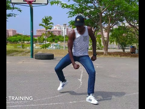 African dance from Angola Full lesson by Manuel kanza - Afrokanza enjoy