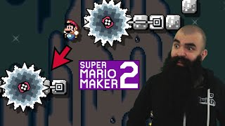 Hard but Groovy - Mario Maker 2 Creator Spotlight: Tyrannen