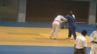 Judo Jalisco - Eloisa Mora vs Monserrat Garcia IPN ON 2010