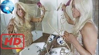 Kh?m Ph? Th? Gi?i |  Chân dung người phụ nữ không có thói quen... cắt móng tay suốt 20 năm