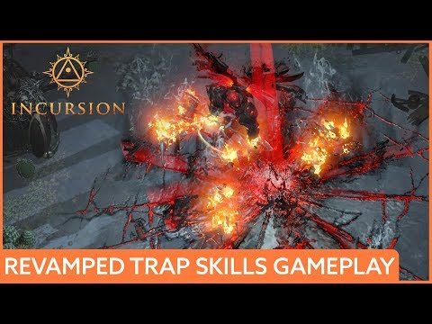 Path Of Exile: Incursion New And Revamped Skills