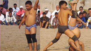 Chhota Sultan (Aadha) Vs Mohammad Ali || Kushti Dangal Maha Mukbala Karnal ||Ajib Dau Chhote Sultan