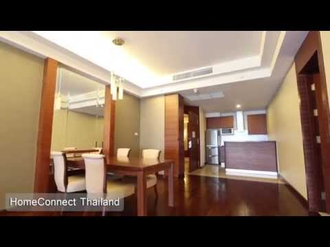 2 Bedroom Serviced Apartment for Rent at Column Residence SV100039