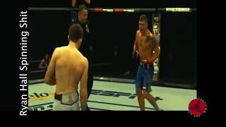 Ryan Hall vs Darren Elkins Highlights