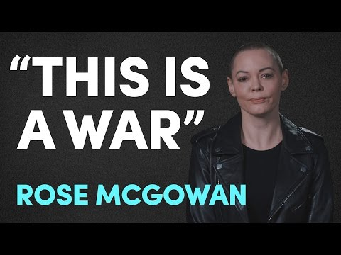 Rose McGowan is Ready to Fight for Women