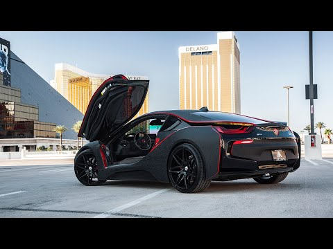 Bmw I8 With Abl 11in 22 Youtube