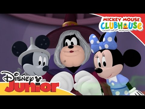 Mickey Mouse Clubhouse - The Wizard Of Dizz | Official Disney Junior Africa