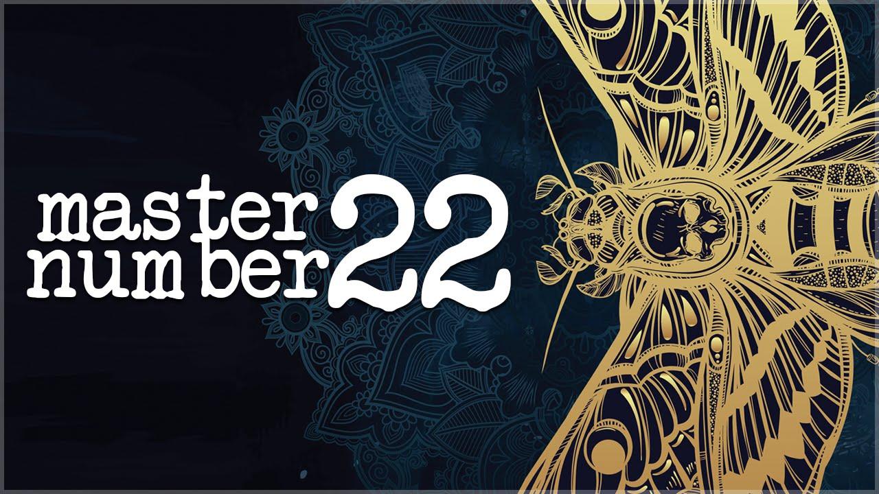 Numerology Secrets Of Master Number 22! - YouTube
