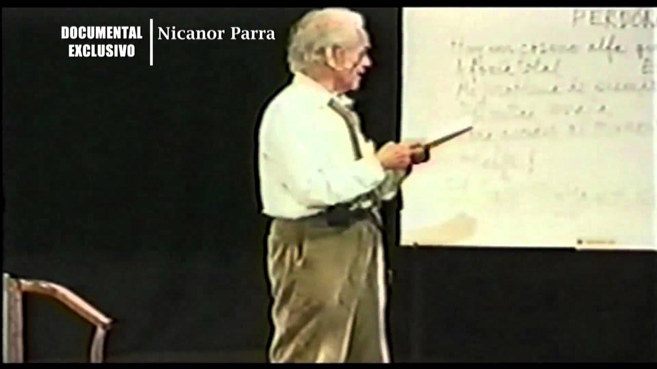 Documental Nicanor Parra
