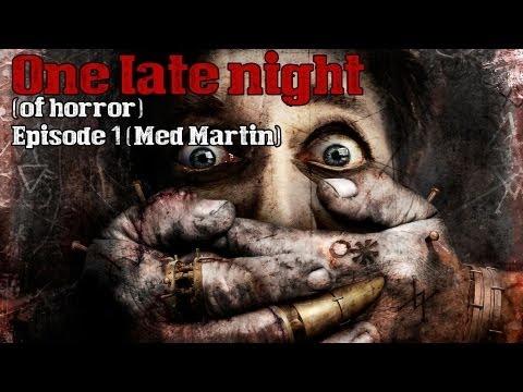 One late night (of horror) - Aldrig igen [Danish]