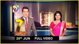 Live at 7 News – 2019.06.20 Thumbnail