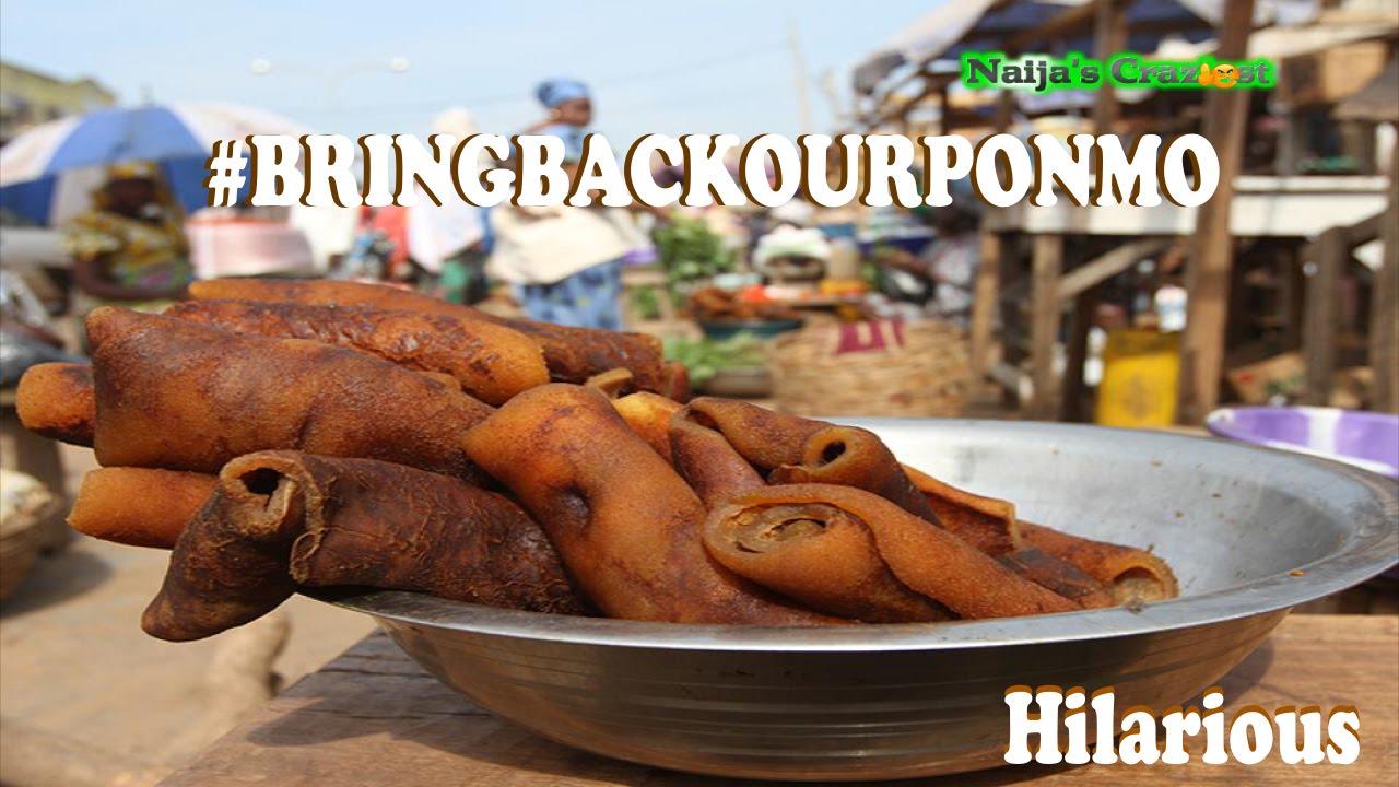 Download #BringBackOurPonmo - Hilarious