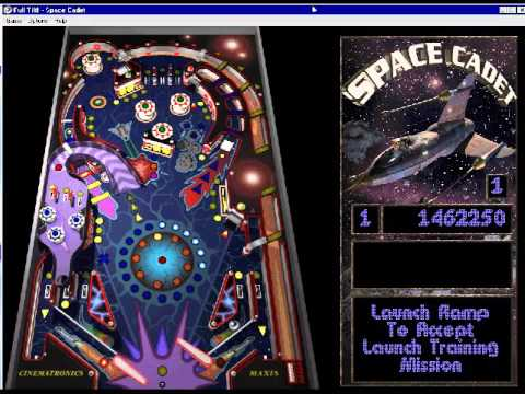 Full Tilt Pinball   Space Cadet