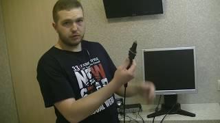 как сделать телевизор из монитора TV / VGA