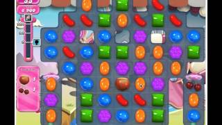 Candy Crush Saga Level 95 - 3 Stars No Boosters