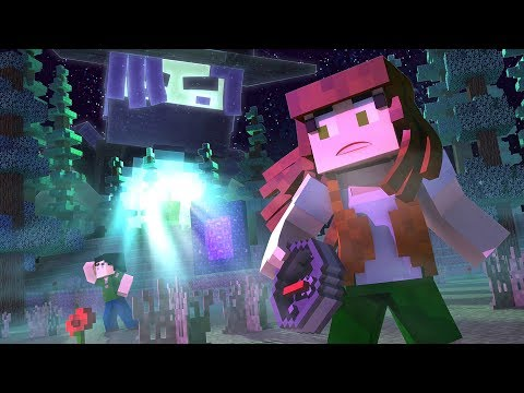 "♪ ""Level Up"" - A Minecraft Original Music Video / Song ♪"