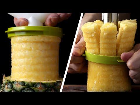 Download Youtube: Easy Pineapple Corer & Slicer