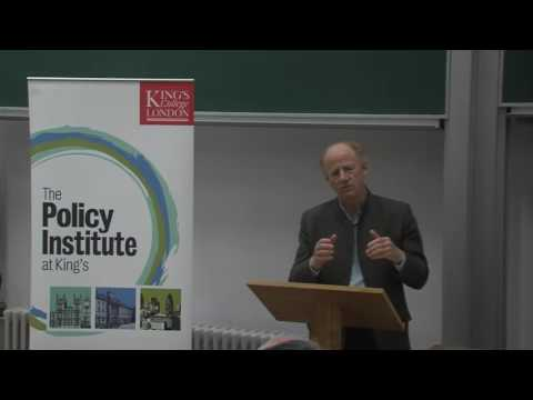 John Ralston Saul  The end of globalism: citizenship vs. populism