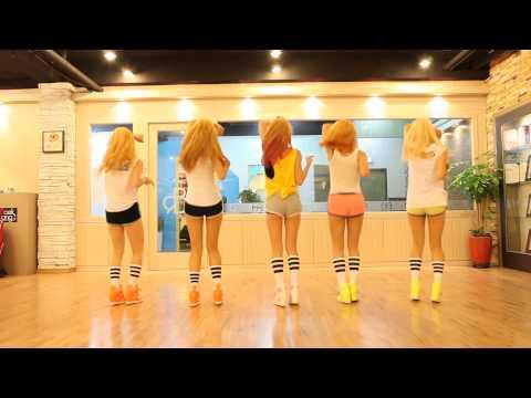 """신인걸그룹 """"트랜디(TREN-D)"""" 캔디보이~♡"""