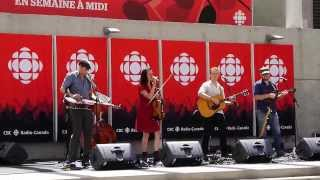 "Viper Central ""Thump & Howl"" - CBC Musical Nooner Concert 2013"