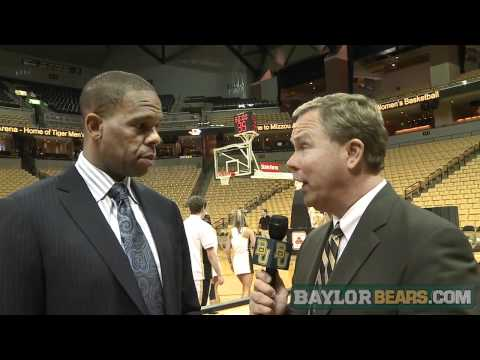 Baylor Basketball (M): Interview with ESPN
